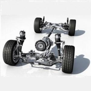 Sospensioni pneumatiche per auto